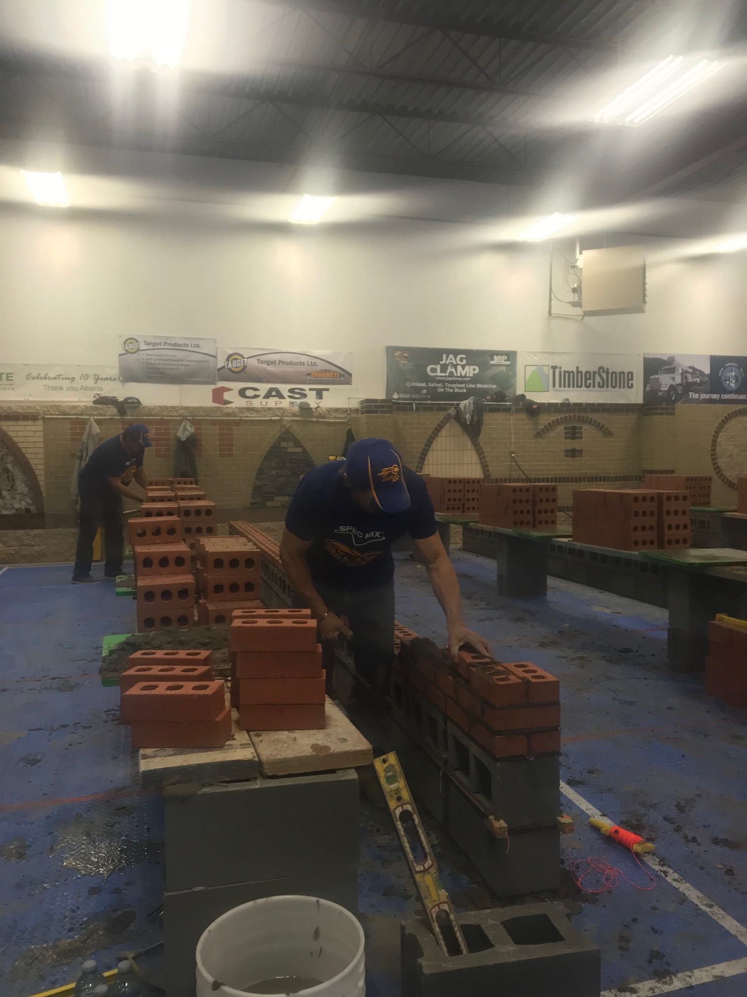 2018 SPEC MIX BRICKLAYER 500® Alberta Regional